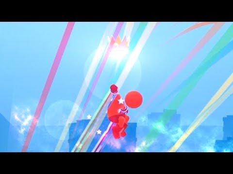 Parkour Race - EPIC RUN LVL 1-20 - Gameplay Walkthrough
