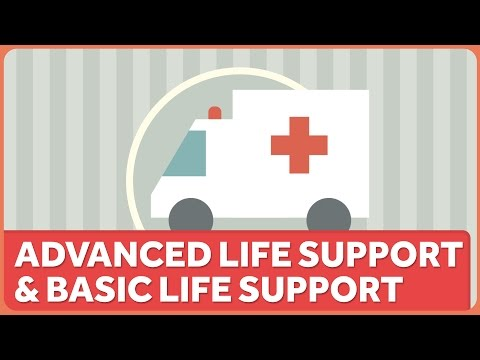 Basic and Advanced Life Support; One Helps. The Other, Not So Much.