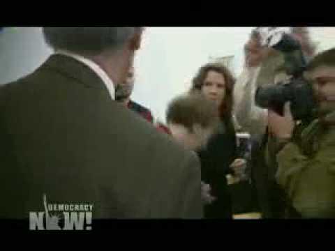 DN! Israeli Army Killing Of Rachel Corrie