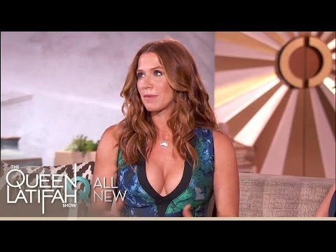 Poppy Montgomery, DJ Qualls and Chef Big Daddy on The Queen Latifah Show