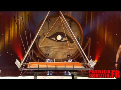 Sittah - Spears on fire - big illusion act - The world greatest Cabaret