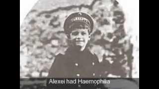 Alexei Nikolaevich Romanov, Tsarevich of Russia
