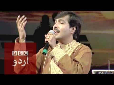 عورت اور مرد کی آواز میں گانے والا انسان - BBC Urdu