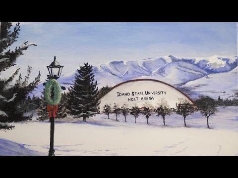 Happy Holidays from Idaho State University