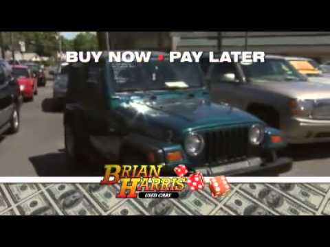 Brian Harris Buy Now Pay Later