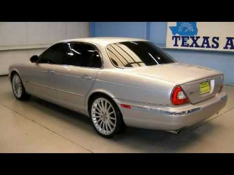 Pre-Owned 2004 Jaguar XJR Supercharged Dallas TX - YouTube