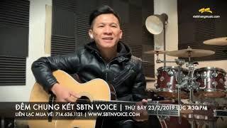 Việt Khang chia sẻ về Đêm Chung Kết SBTN VOICE & Nhạc phẩm mới sáng tác
