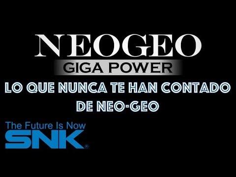 [Podcast 1] Lo que nunca te han contado de Neo Geo (hasta ahora)