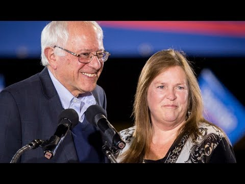 Clinton Supporters Cheers As FBI Investigates Bernie Sanders Wife