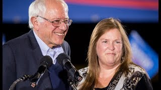 Clinton Supporters Cheers As FBI Investigates Bernie Sanders Wife thumbnail