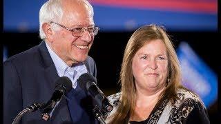 Clinton Supporters Cheers As FBI Investigates Bernie Sanders Wife