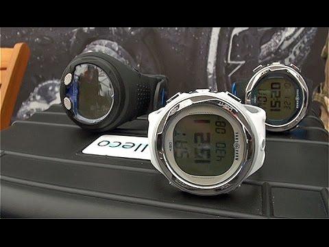Scuba Diving Equipment @ Scubafest Cornwall: Apeks Aqua Lung i300 and i400T Dive Computers