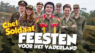 Chef Soldaat - Feesten voor het Vaderland (Carnaval 2016) thumbnail