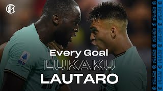 EVERY LU-LA GOAL! | 55 GOALS from ROMELU LUKAKU and LAUTARO MARTINEZ | INTER 2019/20 🔥🔥🔥