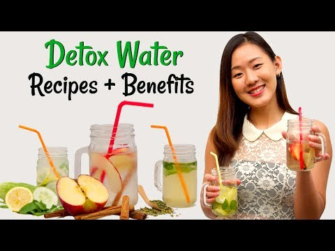 Daily Detox Drinks - Debloat, Cleanse, Weight Loss | Joanna Soh | HER Network