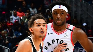 Toronto Raptors vs Atlanta Hawks Full Game Highlights | January 20, 2019-20 NBA Season
