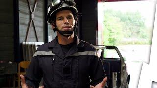 Des sapeurs-pompiers ont testé les outils sans fil Milwaukee®