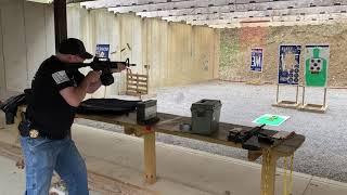 Colt Commando In Full Auto W/ PMAG D-60