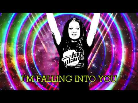 FALLING INTO YOU  HILLSONG YOUNG & FREE  MOTIONS