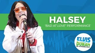 halsey bad at love live
