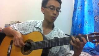 Composer: Chiharu Tamashiro Arrangment for guitar: Luqmaan Hakiem.