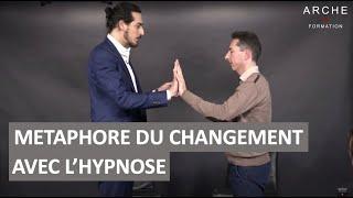 Métaphore du changement avec l'hypnose rapide : Cabinet Public de Kevin Finel