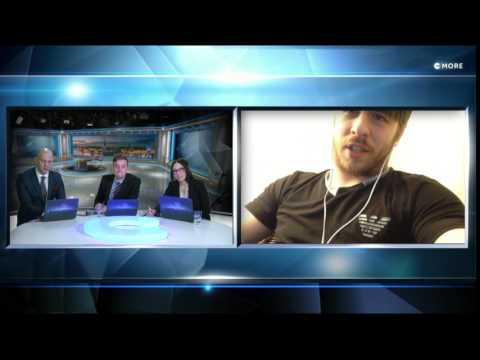 """SHL Live: Leksandsprofilens känga till """"Fimpen"""": """"Mycket snack på Fimpen"""" - TV4 Sport"""