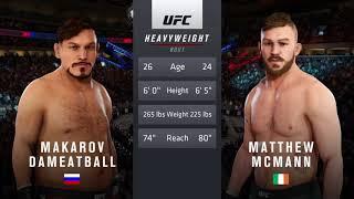 UFC 3 - UFCHWL 1 Event Highlights