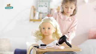 Fén Hairstyling set Les Rendies Corolle