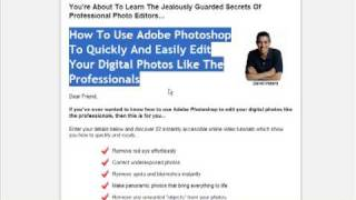 Edit Your Digital Photos