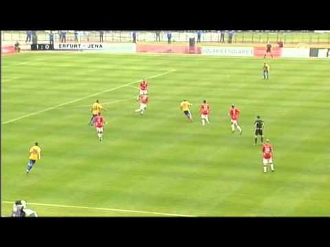 Rot-Weiß Erfurt 2:1 Carl Zeiss Jena (3. Liga 2010/2011)