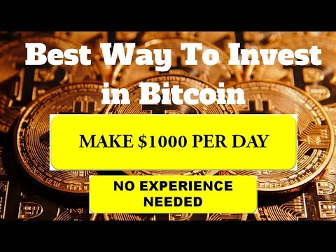 Investing 1000 dollars in bitcoin