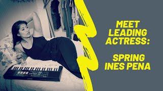 Queens: Meet Leading Actress Spring Inés Peña aka KIM