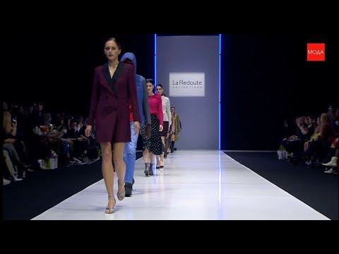 LA REDOUTE. SS19. Интернет-магазин модной одежды и обуви на Moscow Fashion Week. 26.10.18г.