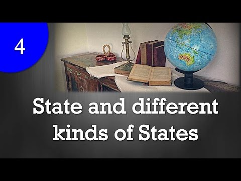State and different kinds of States