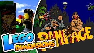 ¡¿Ya está?! | 02 FINAL | Midway Arcade - Level Pack (Lego Dimensions) con Naishys
