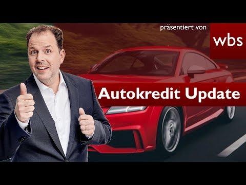 Autokredit-Widerruf: Erste Urteile stärken Rechte der Verbraucher | RA Solmecke & RA Kiraga
