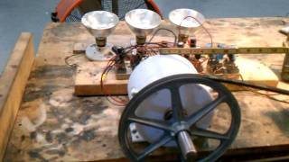Low Speed SuperGenerator Wind Turbines