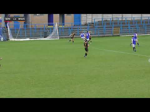 Stalybridge Morpeth Goals And Highlights