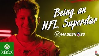 Madden NFL 20 Face of the Franchise Trailer