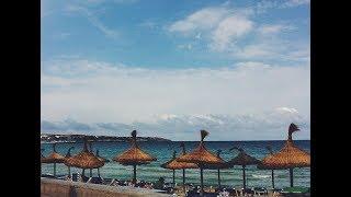 Vlog: Dag 1 ❤ Mallorca ❤