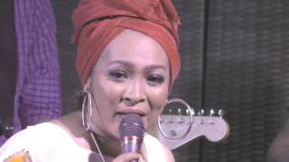 Indra Lesmana & Friends ft. Rieka Roslan - Oh Kasih @ Mostly Jazz in Bali 16/04/2017 [HD]
