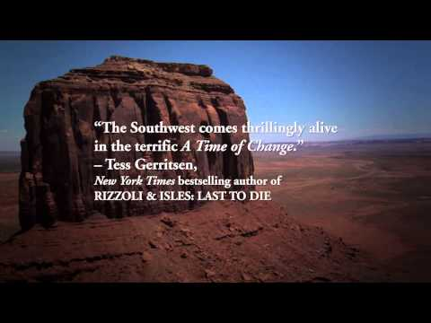 A Time Of Change By Aimee And David Thurlo Book Trailer