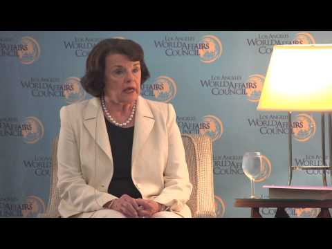 Dianne Feinstein on the Iran Nuclear Deal