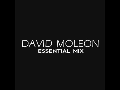 David Moleon @ Essential Mix / 18.04.2016