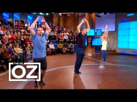Chris and Heidi Powell's 9-Minute Workout