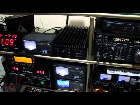 Estação de radioamador PU2VHS Fernando , AMATEUR RADIO STATION BRAZIL ´´  HD1080P ´´