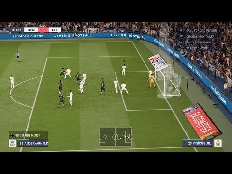 How to Score Directly from a Corner on FIFA 20