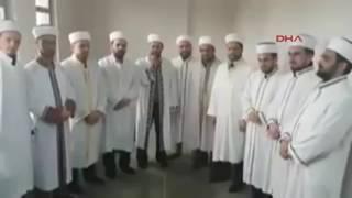 Diyanet'ten referandumda 'evet' videosu çeken imamlar hakkında açıklama 2017 Video