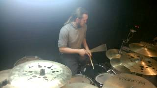 Carlos Santana Black Magic Woman Drum Cover
